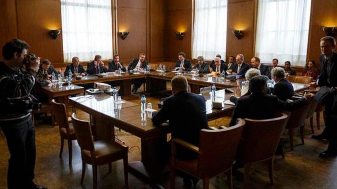 مخالفان سوری و هیئت نمایندگی رژیم اسد