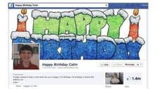 طفل بلا رفاق.. يجمع 1.5 مليون صديق على الفيسبوك