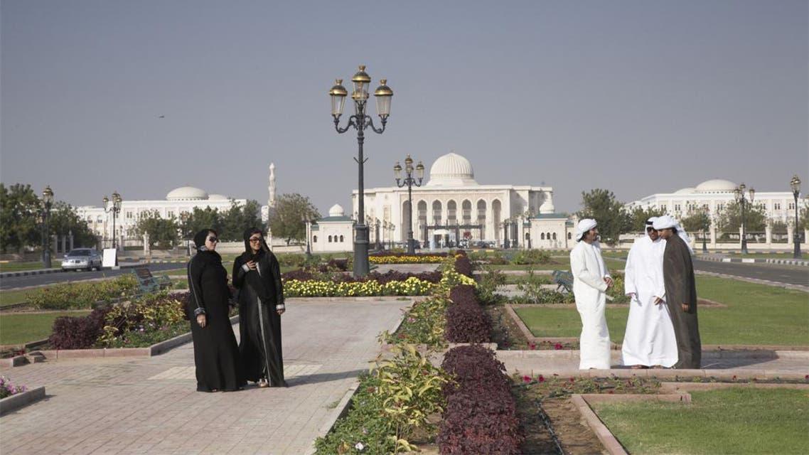 المدينة الجامعية في الشارقة