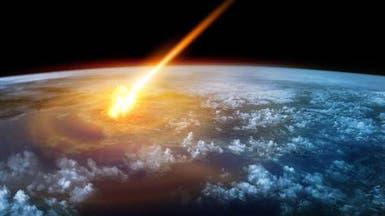 صخرة عملاقة بحجم 3 ملاعب تتجه نحو الأرض يوم غد