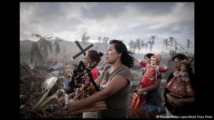 الناجون من الإعصار