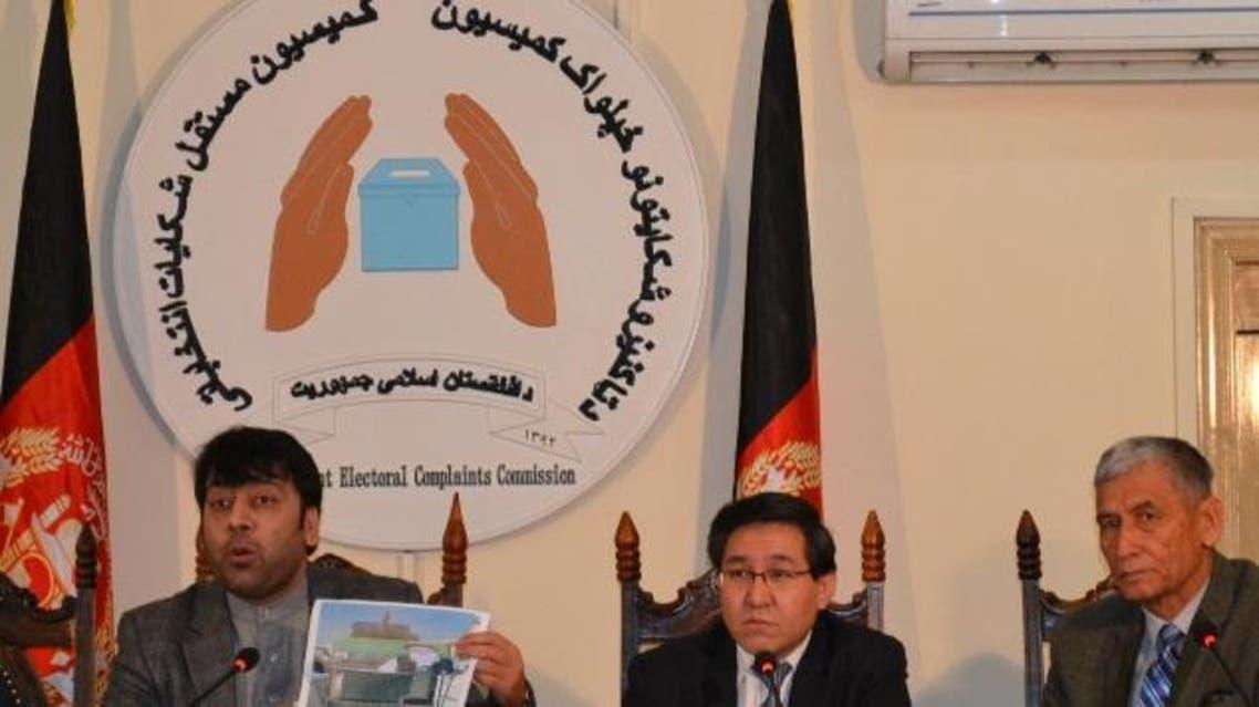 هیئت بررسی تخلفات انتخابات در افغانستان