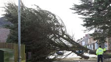 Two killed in UK storms that keep battering Britain