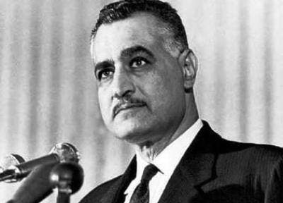 الرئيس المصري الراحل جمال عبد الناصر
