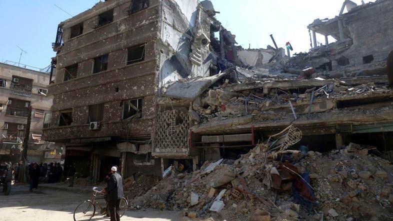مشاهد من اليرموك