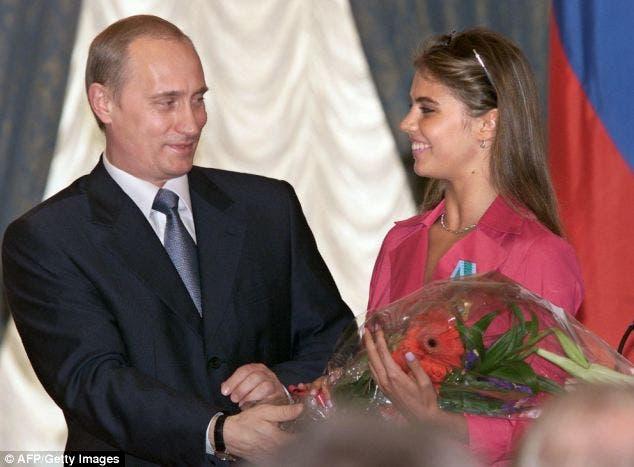 بوتين والينا