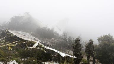 تحطم طائرة جزائرية عسكرية ونجاة طيارها