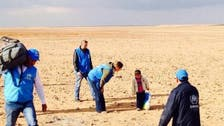 UNHCR: Syrian boy only 'temporarily separated' from family