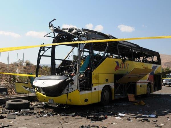 """جماعة """"أنصار بيت المقدس"""" تتبنى تفجير الحافلة في طابا"""