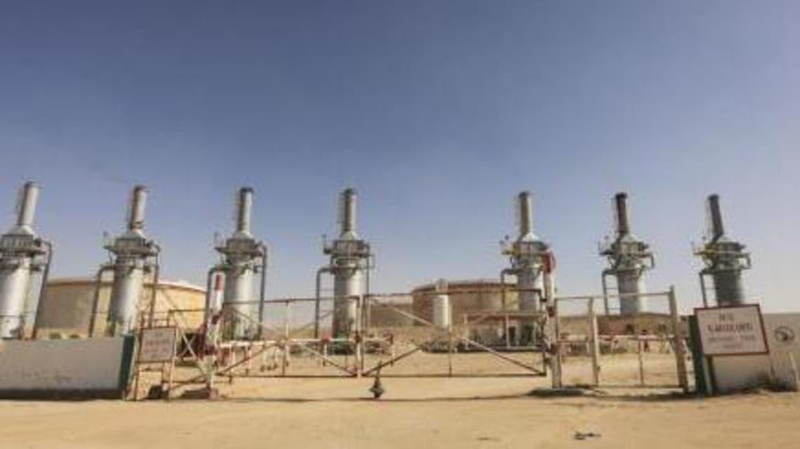 ميناء الزويتينة النفطي الواقع على بعد 120 غربي بنغازي
