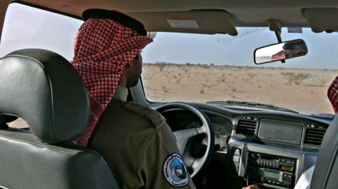 سيارة الهيئة الوطنية لحماية البيئة