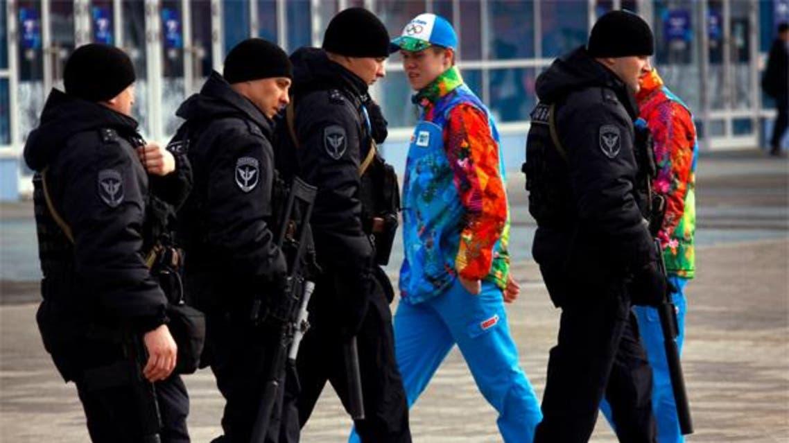 ألعاب سوتشي.. عملية اعتقال تحرج بوتين