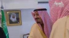 1300GMT: Saudi crown prince meets with Pakistan's military chief