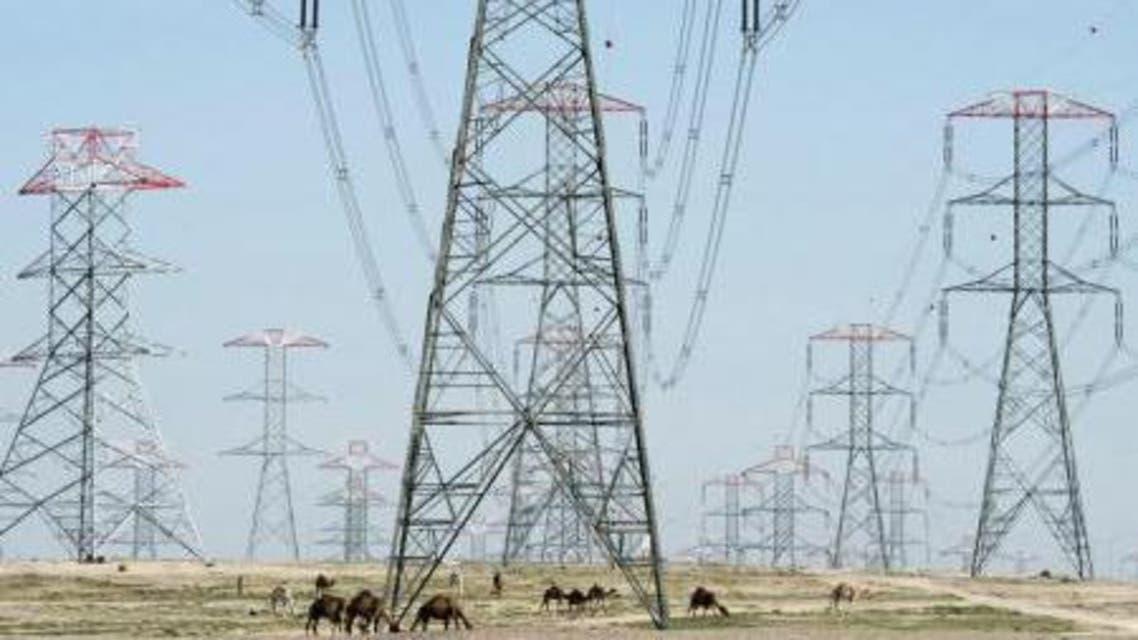 الكهرباء في الكويت