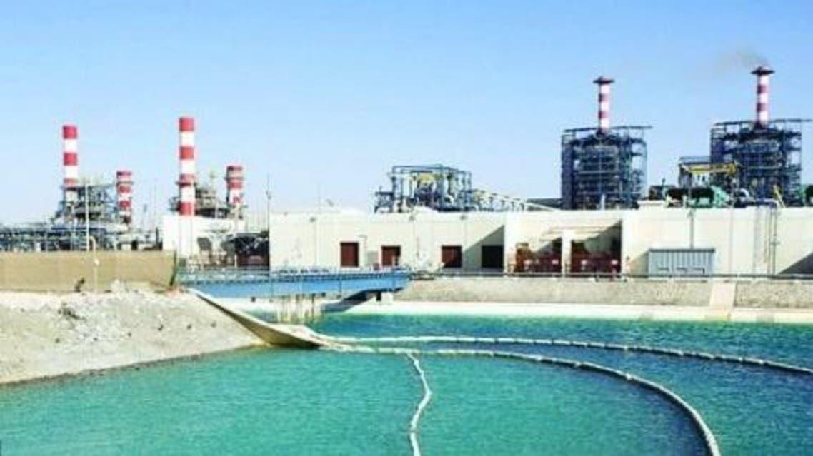 محطة رأس الخير لتحلية المياه في السعودية
