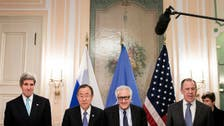 شام جنیوا ٹو مذاکرات میں روڑے اٹکا رہا ہے، جان کیری