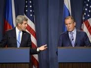 لافروف وكيري يواصلان التشاور بشأن سوريا