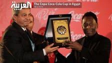 The Copa Coca-Cola Cup in Egypt