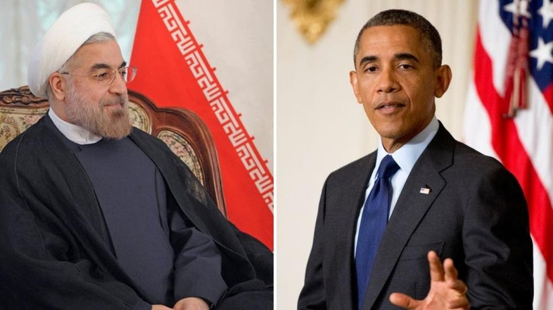 ranian President Hassan Rouhani and President Barack Obama. (File photos: Reuters/AFP)