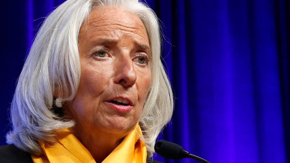 IMF chief reuters