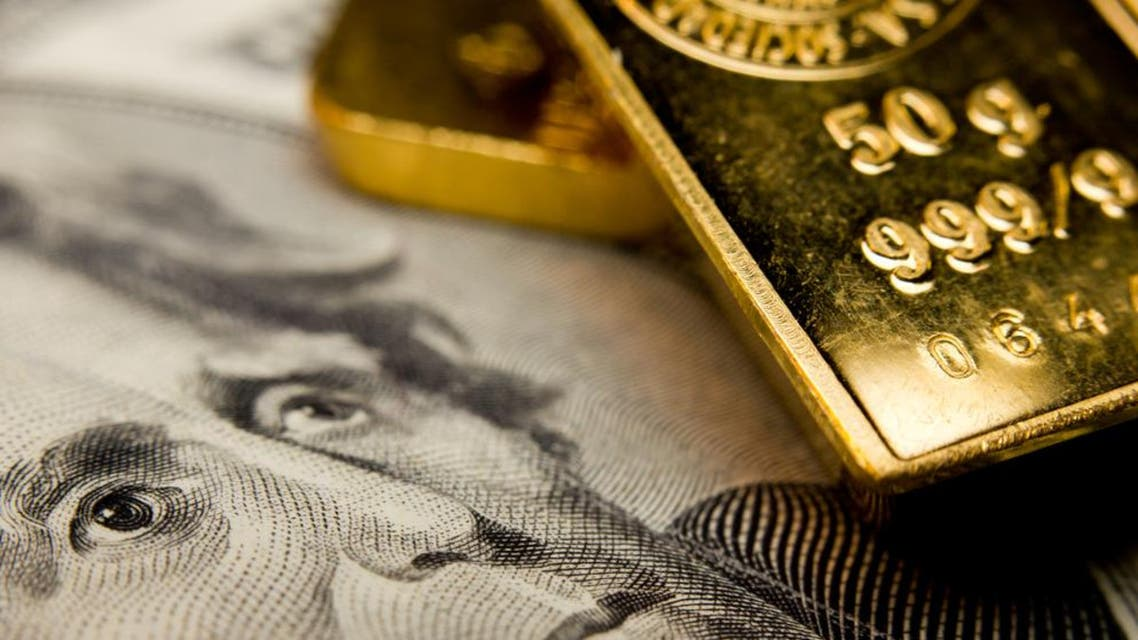 Gold bullion is up 10 percent this year - after losing nearly a third of its value in 2013. (File photo: Shutterstock)