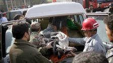 Iranian man sets self on fire at oil ministry