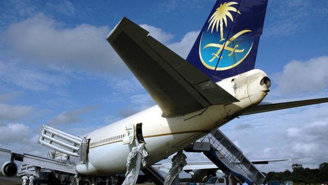 saudi arabian airlines afp