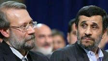 احمدی نژاد نے لاریجانی خاندان کو پھنسانے کے لیے فلم بنوائی