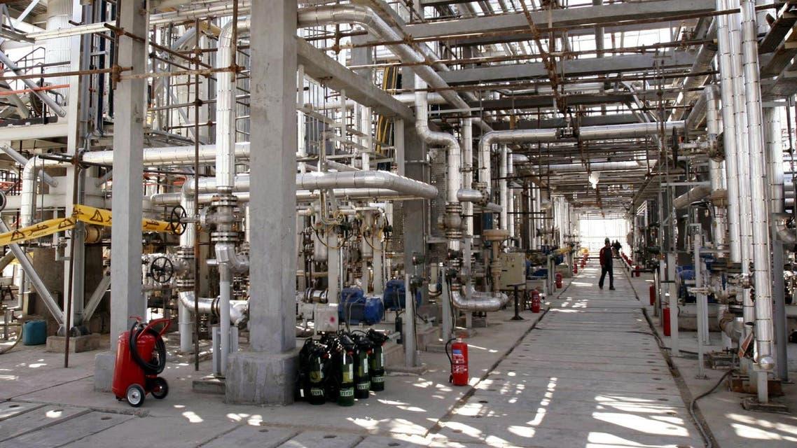 منشأة آراك النووية للماء الثقيل في ايران