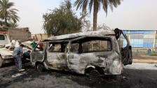 Car bombs target Iraqi capital as violence continues