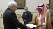 تہران کے لئے سعودی سفیر نے تقرری کی اسناد پیش کر دیں