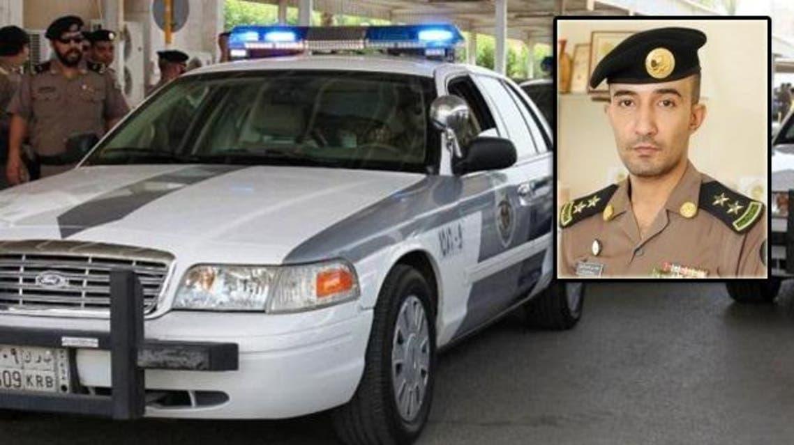 سيارات الشرطة في السعودية