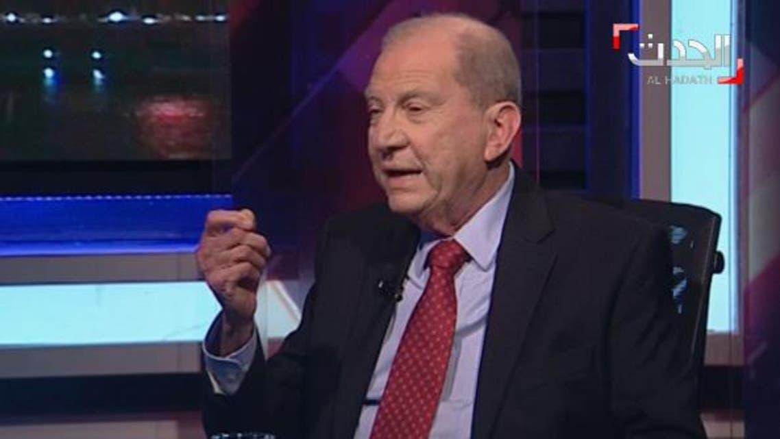 رئيس حزب مصر الديمقراطي الاجتماعي محمد أبو الغار