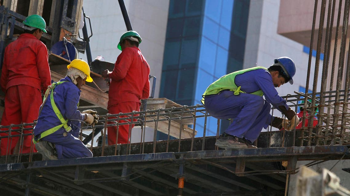 saudi labor reuters