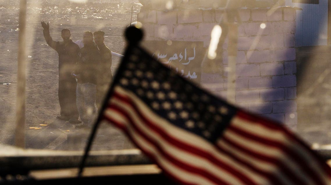 iraq reuters