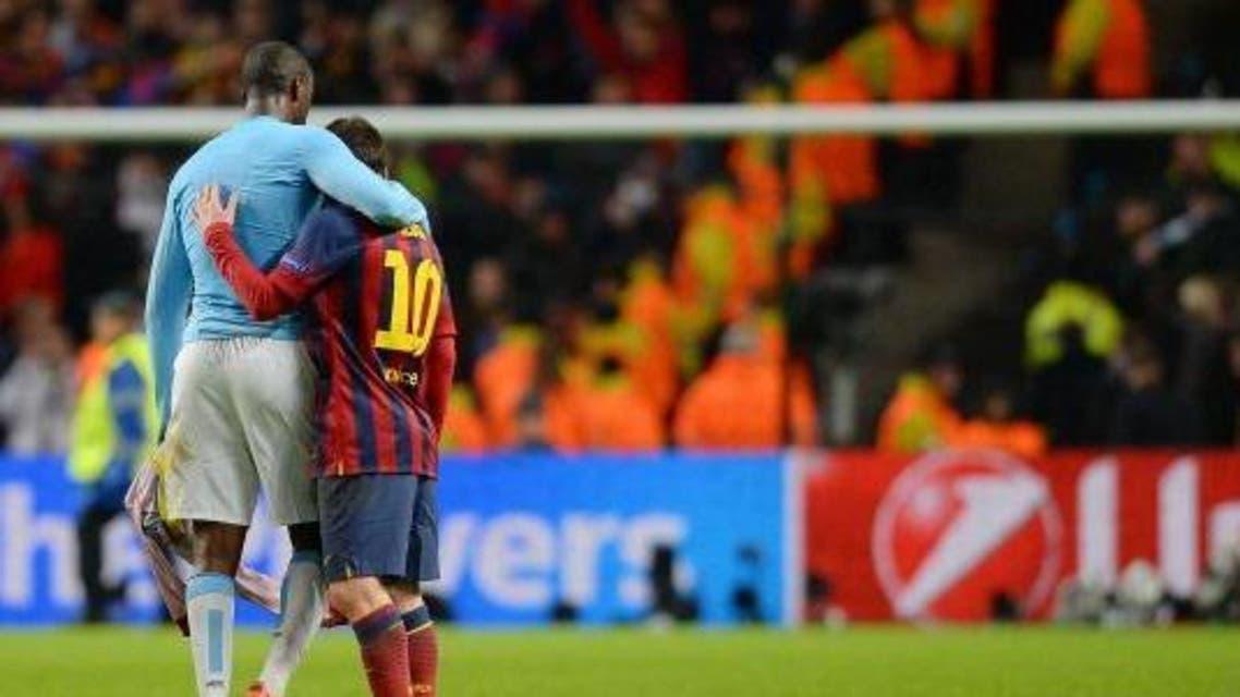 يايا توريه أكد بأن برشلونة الأفضل في العالم