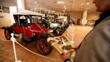 Jordan museum displays unique vehicles
