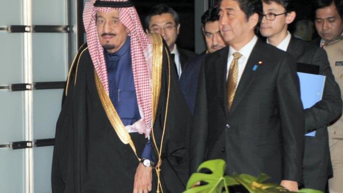 زيارة الأمير سلمان- طوكيو