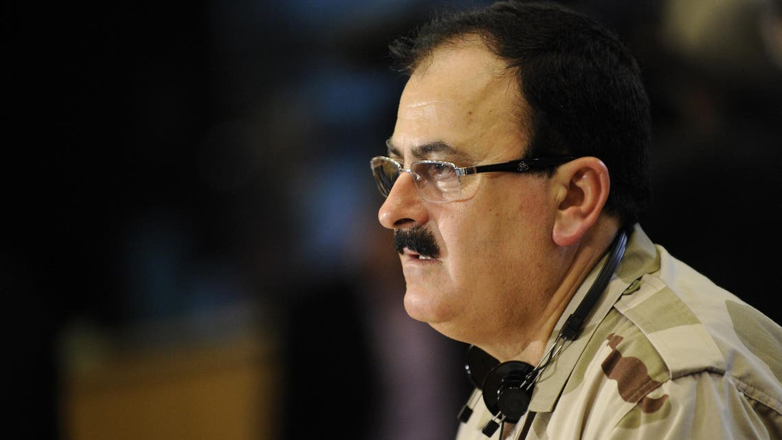 The Free Syrian Army announced on Feb. 16, 2014, it had fired Selim Idriss as its military chief and appointed Abdel al-Ilah al-Bachir to replace him. (Reuters)