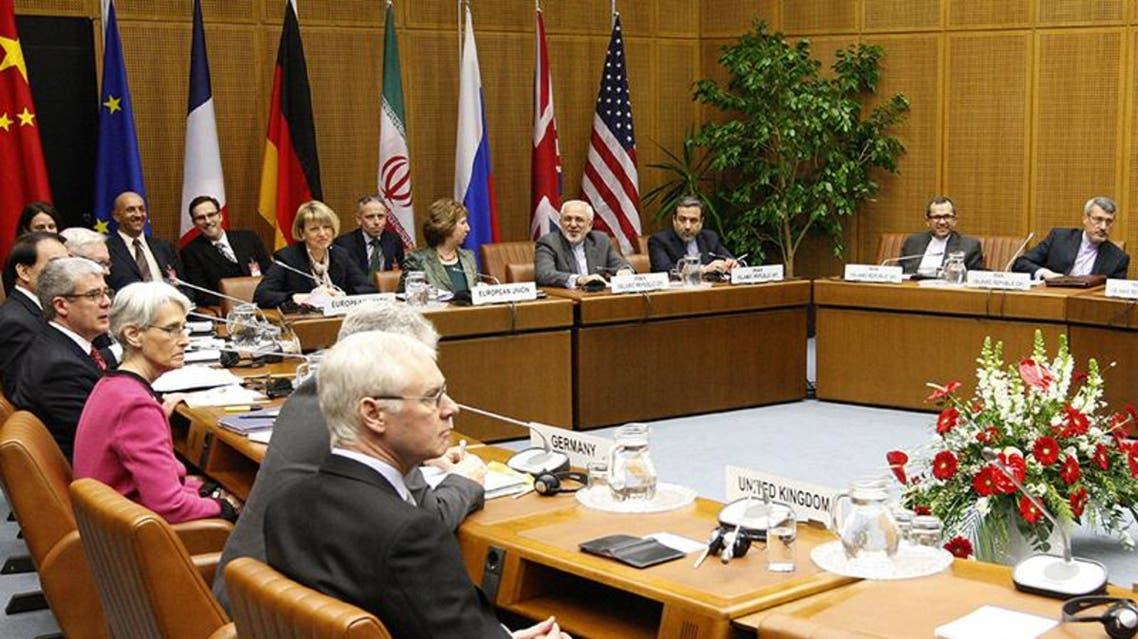 محادثات ايران النووية في جنيف