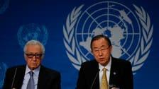 Ban Ki-moon to push ahead with Syria peace talks
