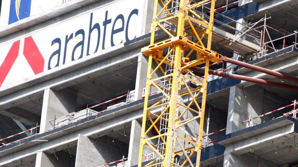 Shares in Arabtec were down by 0.21 percent local time. (File photo: Reuters)