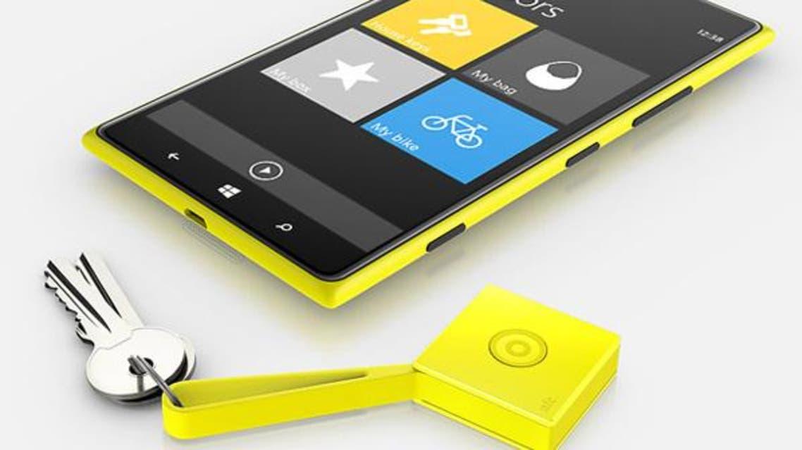 Nokia Treasure Tag نوكيا