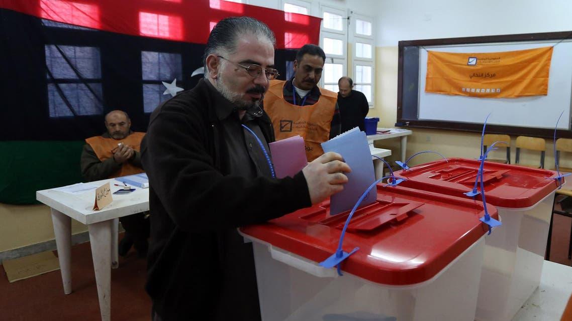 الانتخابات في ليبيا