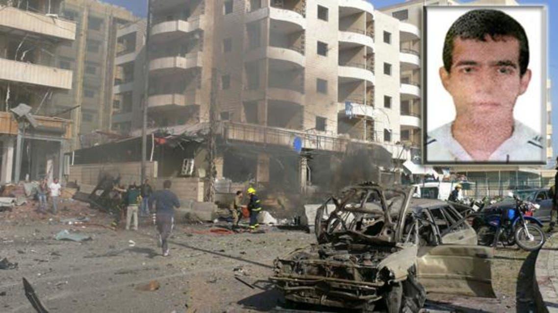 نضال المغير انفجار في الضاحية الجنوبية في بيروت بئر حسن