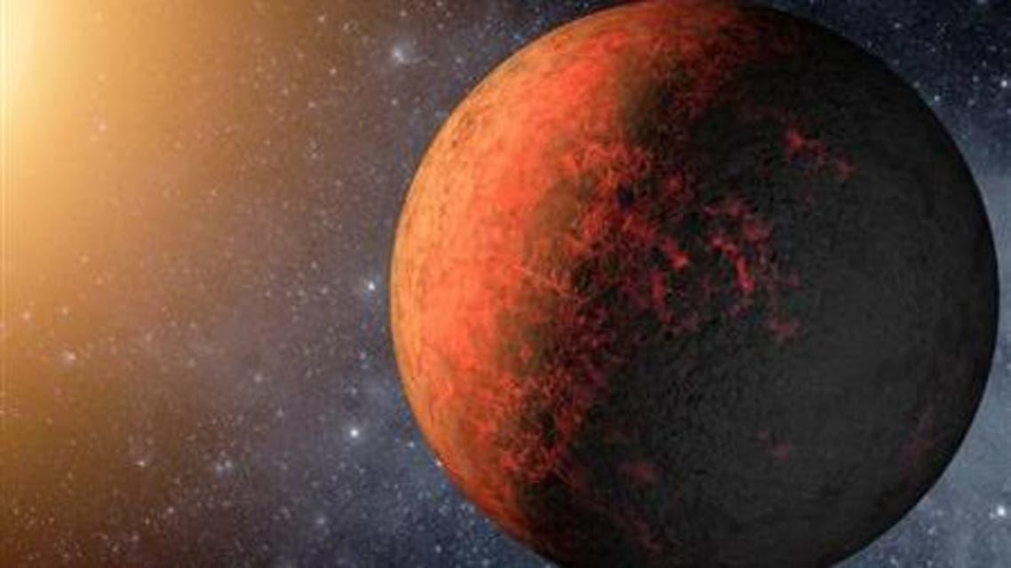 REUTERS MARS