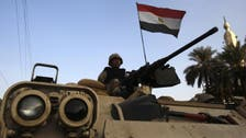 Egyptian army bombs suspected militants in Sinai