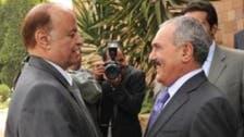دو سالہ ناراضی کے بعد موجودہ اور سابق یمنی صدور کے رابطے بحال