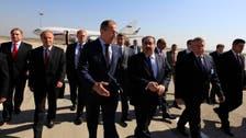 زيباري: روسيا وعدت بتسريع وصول أسلحة للقوات العراقية