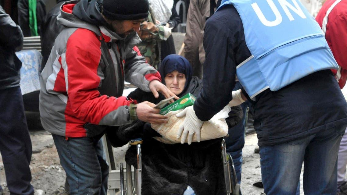 yarmouk camp syria